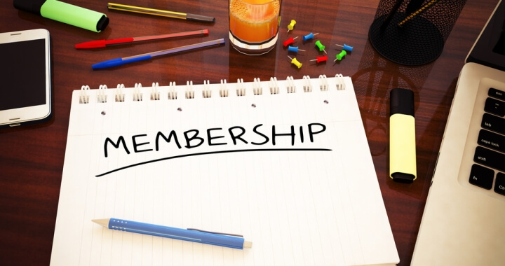 start a membership site with planned steps